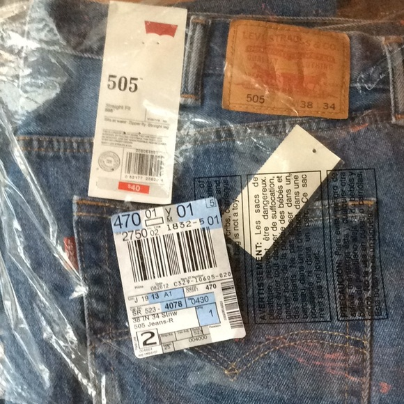 Levi s Jeans   New Mens Levis   Poshmark e5e927401c9d